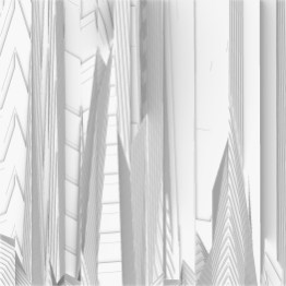 Abstracted Digital Landscape   Marc Ihle
