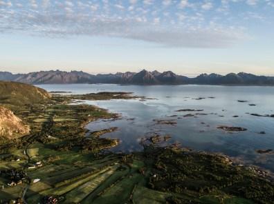 Nyken on Hadsleøya of the Vesterålen Islands, Norway | 2018 | Foto: Marc Ihle