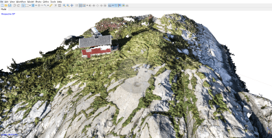 """Rock with a House"" on Lofoten Islands 