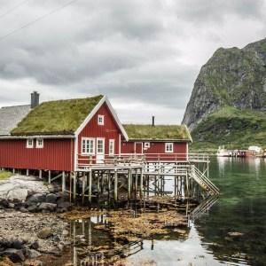 Rorbur   Lofoten, Norway 2016   Foto: Marc Ihle