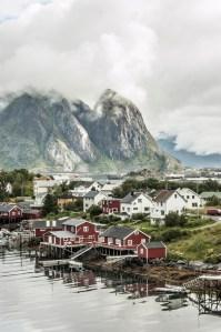 Reine   Lofoten, Norway 2016   Foto: Marc Ihle