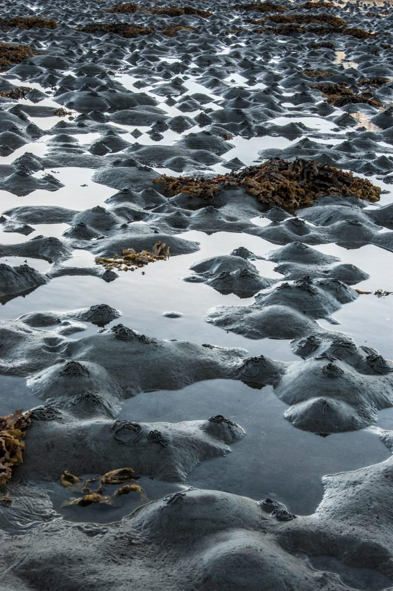 Sand Patterns | Lofoten, Norway 2016 | Foto: Marc Ihle