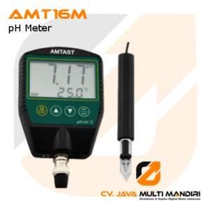 Alat Ukur pH Daging dan Keju AMTAST AMT16M