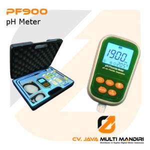 Pengukur pH dan Fluoride Meter PF900