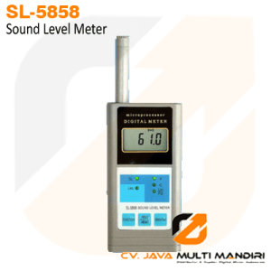 Level Meter AMTAST SL-5858