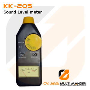 Pengukur Kekuatan Suara AMTAST KK-205