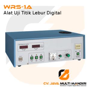 Alat Uji Titik Lebur Digital WRS-1A