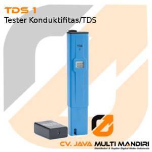 TDS 1 Tester Kondiktifitas/TDS