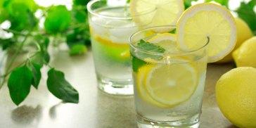 Lemon sebagai antioksidan.