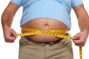 Bahaya perut buncit bagi seorang ayah.