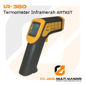Termometer Inframerah AMTAST IR-380