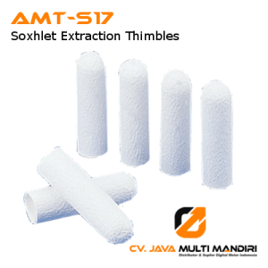 Cellulose Extraction Thimbles AMTAST AMT-S17
