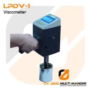 Viscometer Portable AMTAST LPDV-1