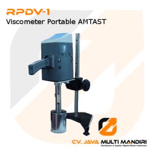 Viscometer Portable AMTAST RPDV-1