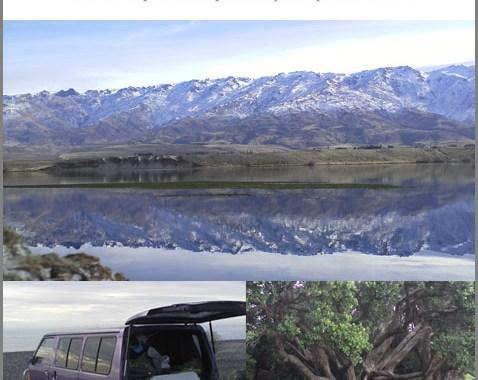 Paysages Nouvelle Zélande
