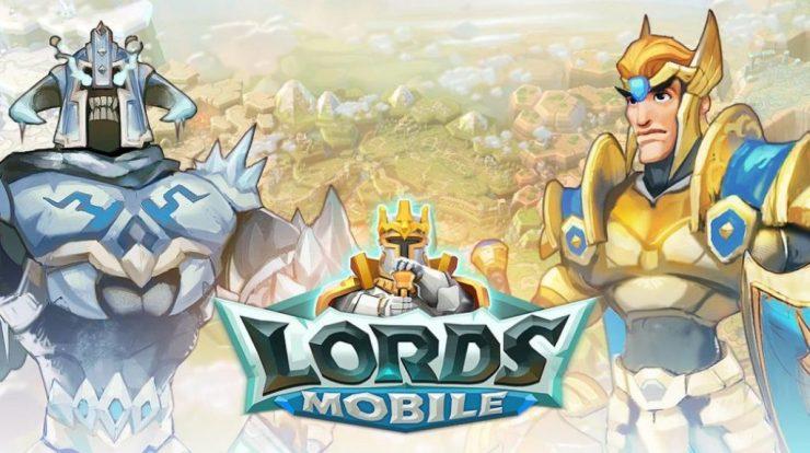 Lords Mobile: Battle of the Empiresdeutsch hack und cheats für android ios und pc