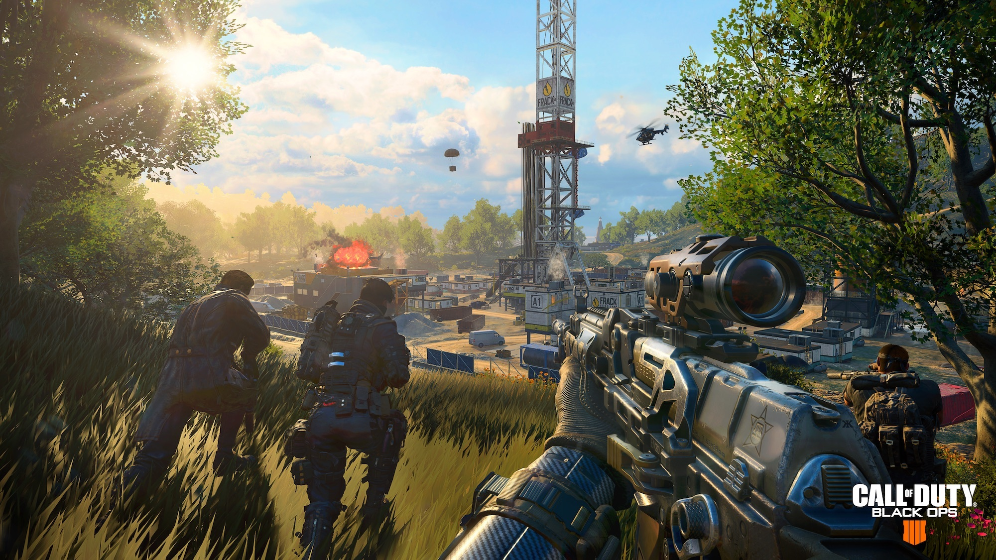 Gun Game, Weapons, Blackout CHANGES