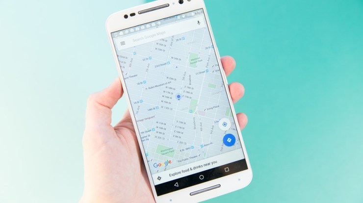 Google Maps Update Available to Download: Improves User Experience on