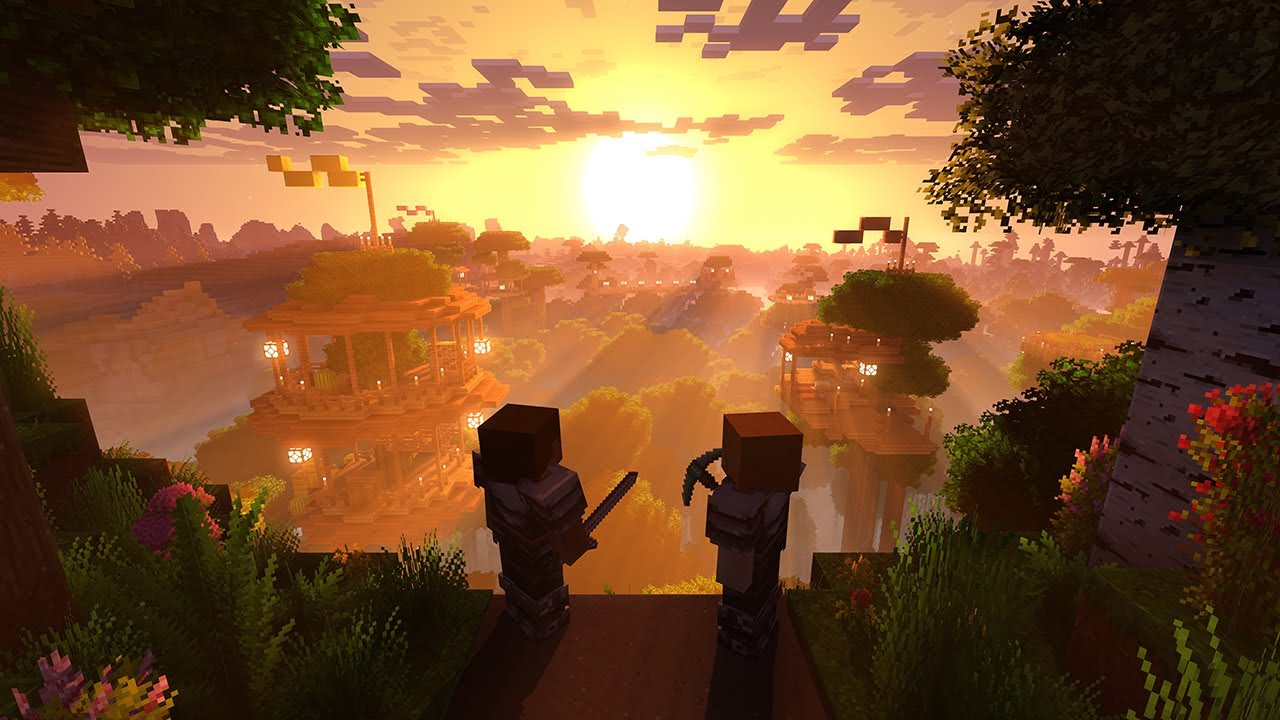Minecraft 4K Super Duper Graphics Pack Now with More Features