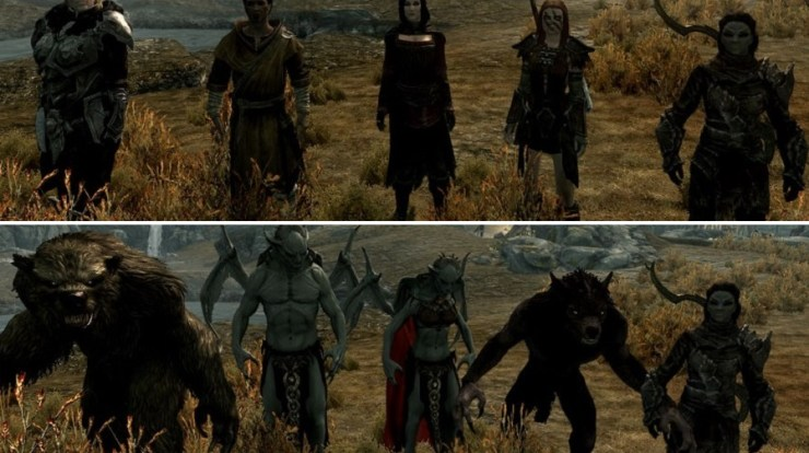 Top Skyrim Mods on PC: NPCs, Followers and Monsters Part II