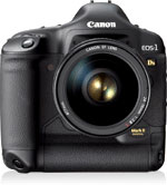 Win a Canon EOS 1Ds Mark II