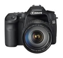 Canon EOS 40D starts to Ship