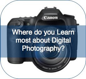 Where do you Learn most about Digital Photography?