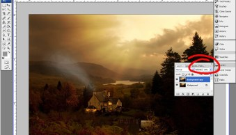Adding Smoke to an Image in Photoshop in 6 Easy Steps