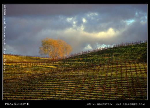 Napa Sunset2 Jimgoldstein 520Cc