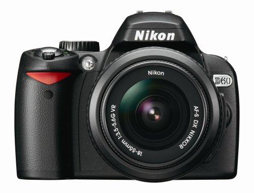 Win a Nikon D60 DSLR