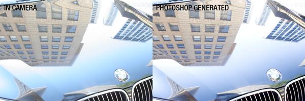 In camera JPG versus Photoshop JPG +2 exposure