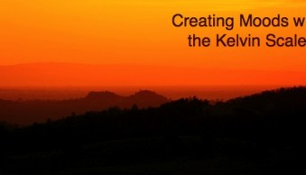 Creating Moods with the Kelvin Scale