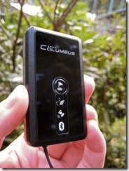 Columbus V-900 GPS Voice Photo Data Logger Review