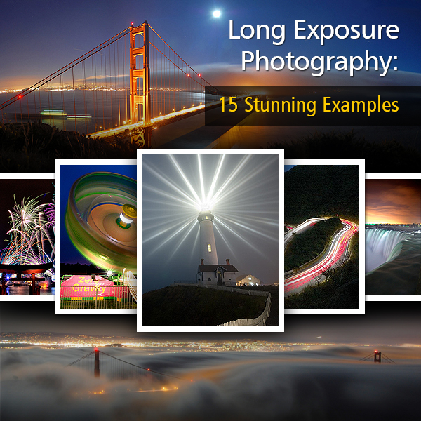 15 Stunning Examples of Long Exposure Photography