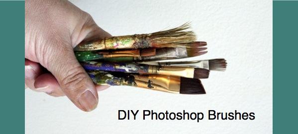 DIY Photoshop Brushes