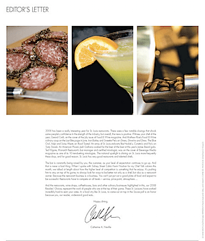 An example Tearsheet - see more here