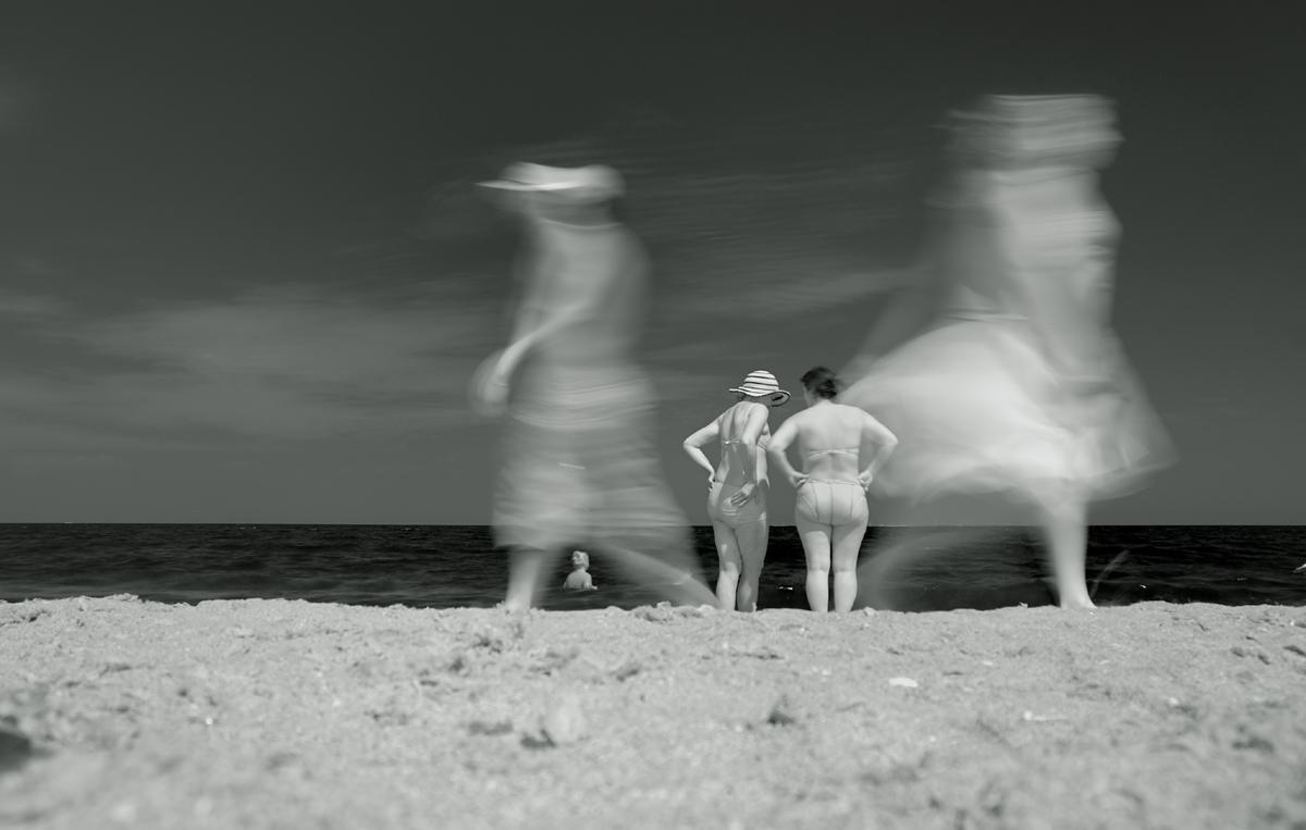 How to Photograph Coastlines - Human Element
