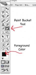 Image: Photoshop Tool Bar