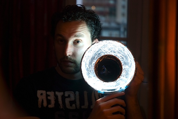 How to Make a DIY Ring Flash [Tutorial]