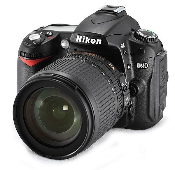 Nikon D90 DSLR [REVIEW]