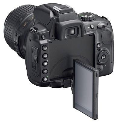 Nikon Announces the D5200 24.1MP DSLR   Nikon Dslr Screen