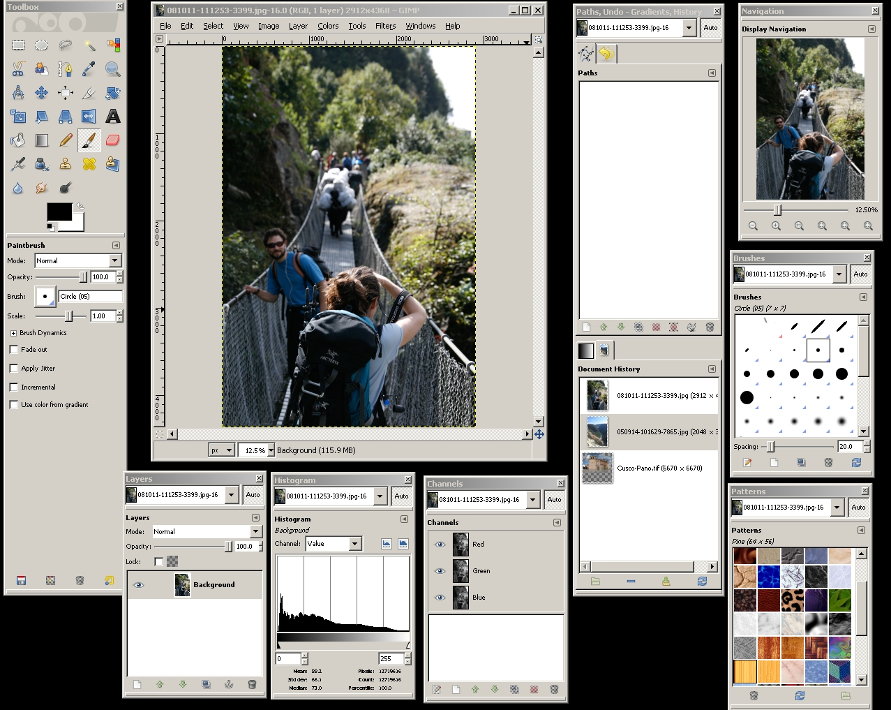 GIMP - An Introduction