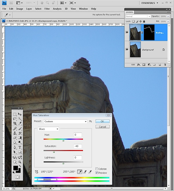 How to Fix Chromatic Aberration in Photoshop