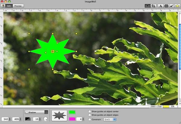 ImageWell Image Editor (Mac): Review