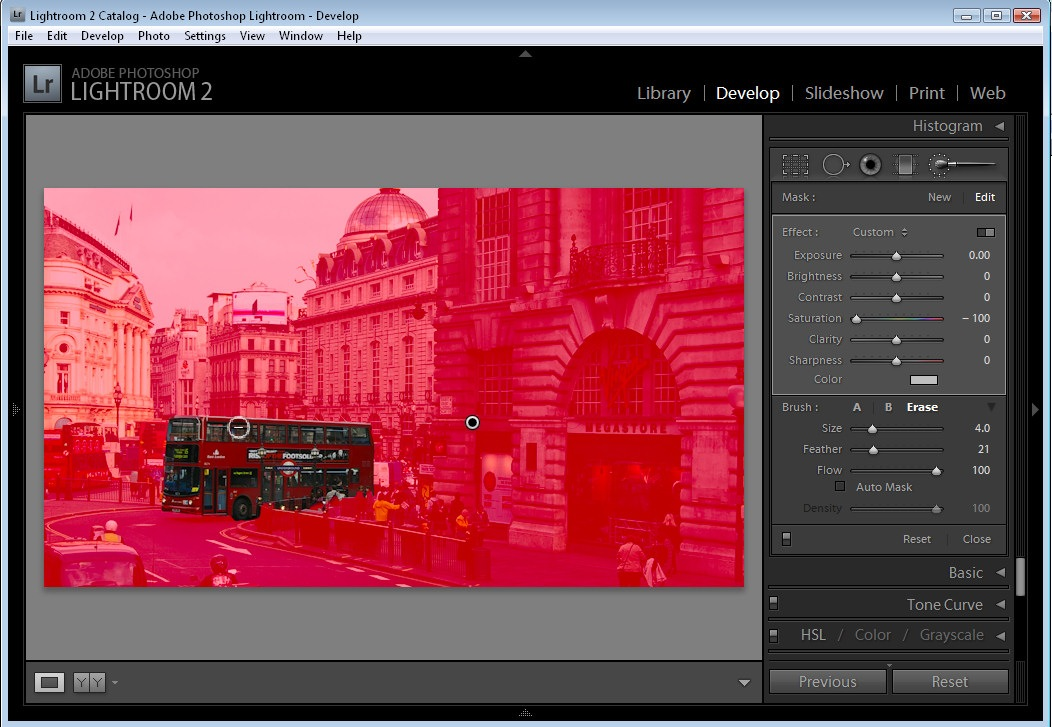 How To Convert Color Photo To Black And White