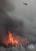 Intlpam Della Creek (Fire 951) Back burn Aug 12 2009 (by KansasA)