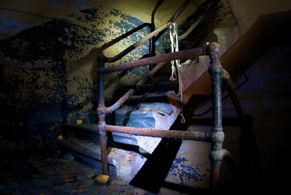 Stairwell by Chris Folsom