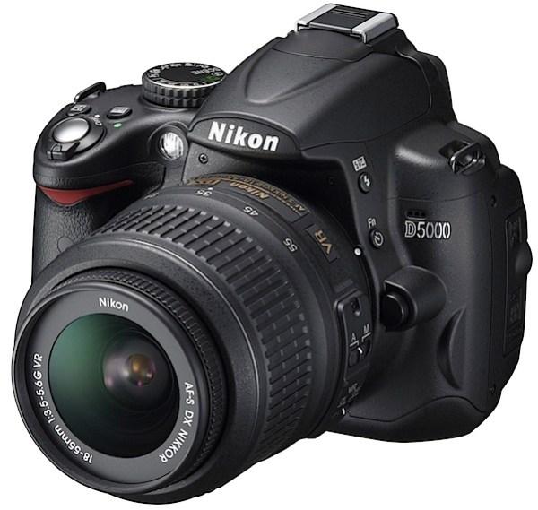 Nikon D5000 Review