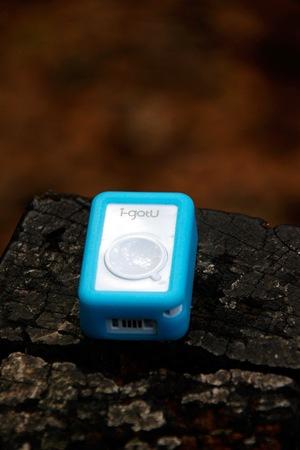 i-gotU GT-120 GPS Data Logger Review