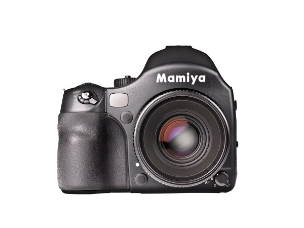Mamiya Announces New Medium Format DSLRs